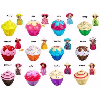 Harga Cupcake Surprise Princess Doll uk BESAR