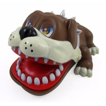 Harga Babanesia Luck Dog Bulldog Dentist Game Toys - Mainan Gigi Bulldog - Running Man Games