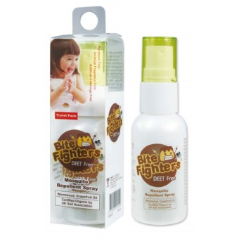 Harga Bite Fighters Mosquito Repellent Spray 25ml