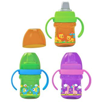 Harga BabySafe Training Cup Soft Spout 125ml
