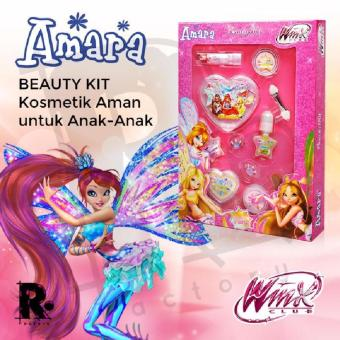 Harga Amara Beauty Kit Kids Cosmetic Big