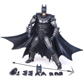 Harga Super Cool Justice League Batman Movable Action Figure Toys For Boys 18cm Height - intl