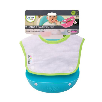 Harga Brother Max 2 X Catch & Fold Bibs - Baby