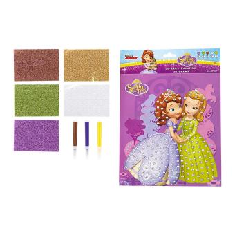 Harga Sofia The First 3D Eva Painting Stickers