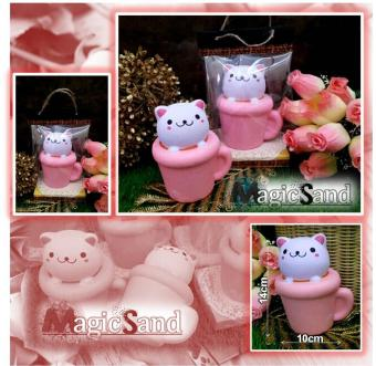 Harga Squishy Hello Kitty - Cupcakes