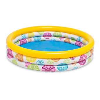 Intex Kolam Renang Anak Wild Geometry Pool - 59419NP