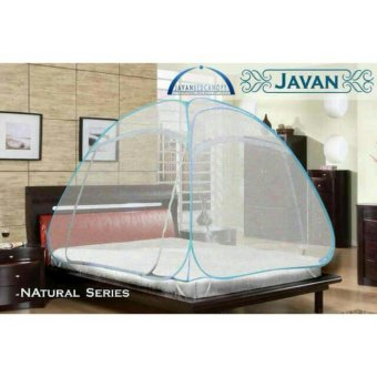 Harga Javan Kelambu Natural Series Single