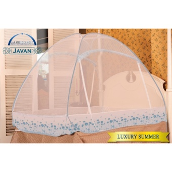 Harga Javan Luxury Summer King (180x200cm) - Blue