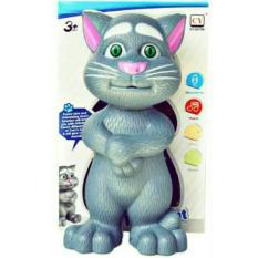 JCH Tom Cat/ Talking Tom Versi English/ Mainan Anak