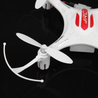 JJRC H8 Mini Drone untuk Pemula dengan Fitur Headless Warna Putih - 4