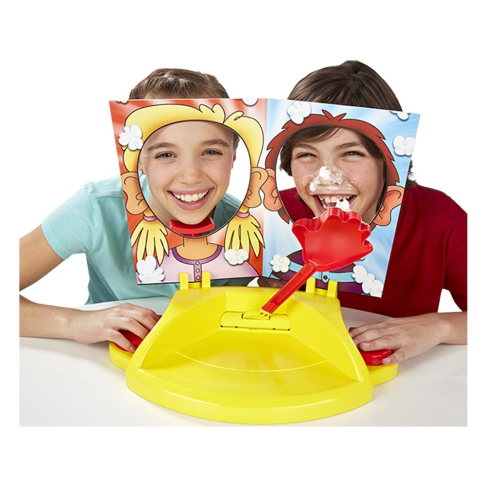 KAT Cream Fun Pie Face Game - Showdown Battle Version - MultiColour .