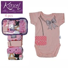 Kazel Bodysuit Girl 4in1 - S