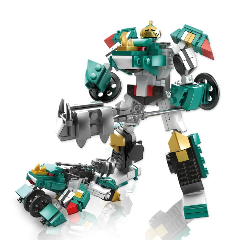 ... Kazi 8061518 Green Transformation Robot Car ABS Plastic Class Cooljuguetes Model Boy Toy - intl ...