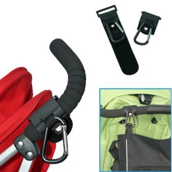 Kereta Dorong Bayi Stroller Kereta Dorong Buggy Gantungan Karabiner Klip - 4