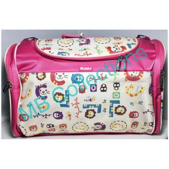 Kiddy Tas Baby Kiddy Besar / Diaper Bag - 5012 Pink