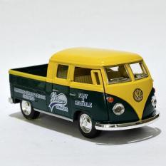Kinsmart 1963 Volkswagen Combi Double Cab Pickup (Delivery)