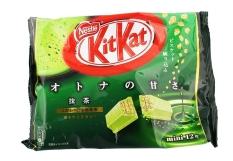 Kitkat Green Tea - 145gr