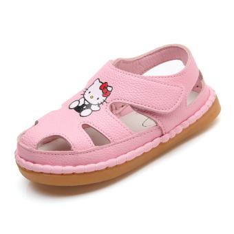 Korea Fashion Style bayi anak perempuan sepatu sandal