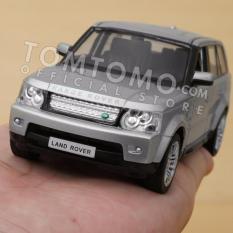 Land Range Rover Sport Diecast Miniatur Mobil Mobilan Jip Jeep Kado Ultah Mainan Anak Cowok Laki Tomtomo