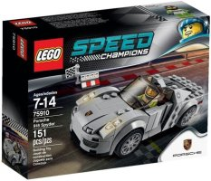 Lego 75910 Speed Champion : Porsche 918 Spyder