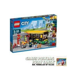 LEGO® City Bus Station 60154