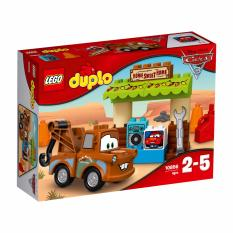 LEGO® DUPLO® brand Cars™ Mater´s Shed 10856