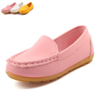 Lembut bawah perempuan baru flat shoes Peas sepatu putri sepatu