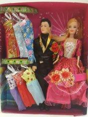 Lumi Toys Barbie Fashion Wild Married