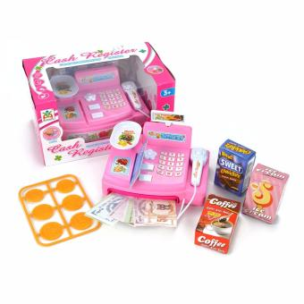 Mainan Anak Mini Cash Register Kasir