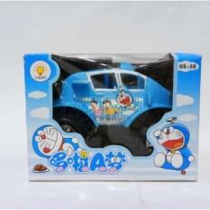 Mainan Anak - Mobil Jungkir Balik Doraemon Tumbilng 4WD