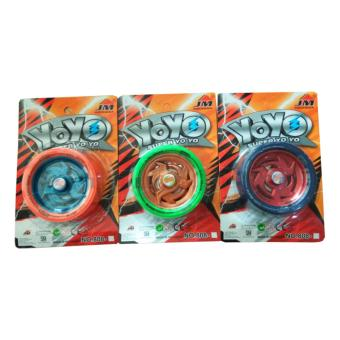 Mainan Anak Super Yoyo - Multicolor