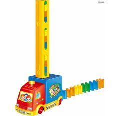 Mainan Edukatif Domino Rally Car
