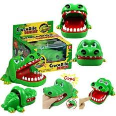 Mainan Gigi Buaya / Mainan Gigit Buaya - Crocodile Dentist Game