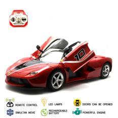 Mainan Mobil Remote Control RC Sports Rally Car
