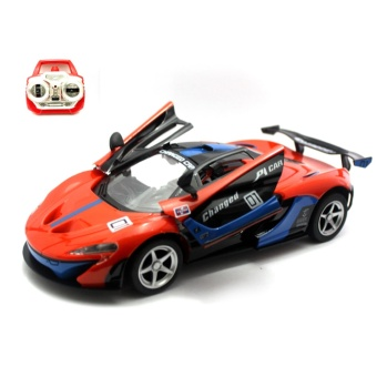 Mainan Remote Control RC Sports Hyper Rally Car