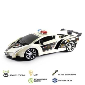 Mainan Remote Control Superior Hypercar Police Serises - 2