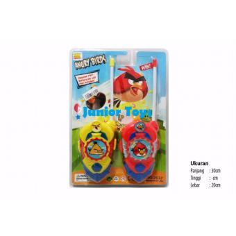 Mainan Walkie Talkie Angry Birds