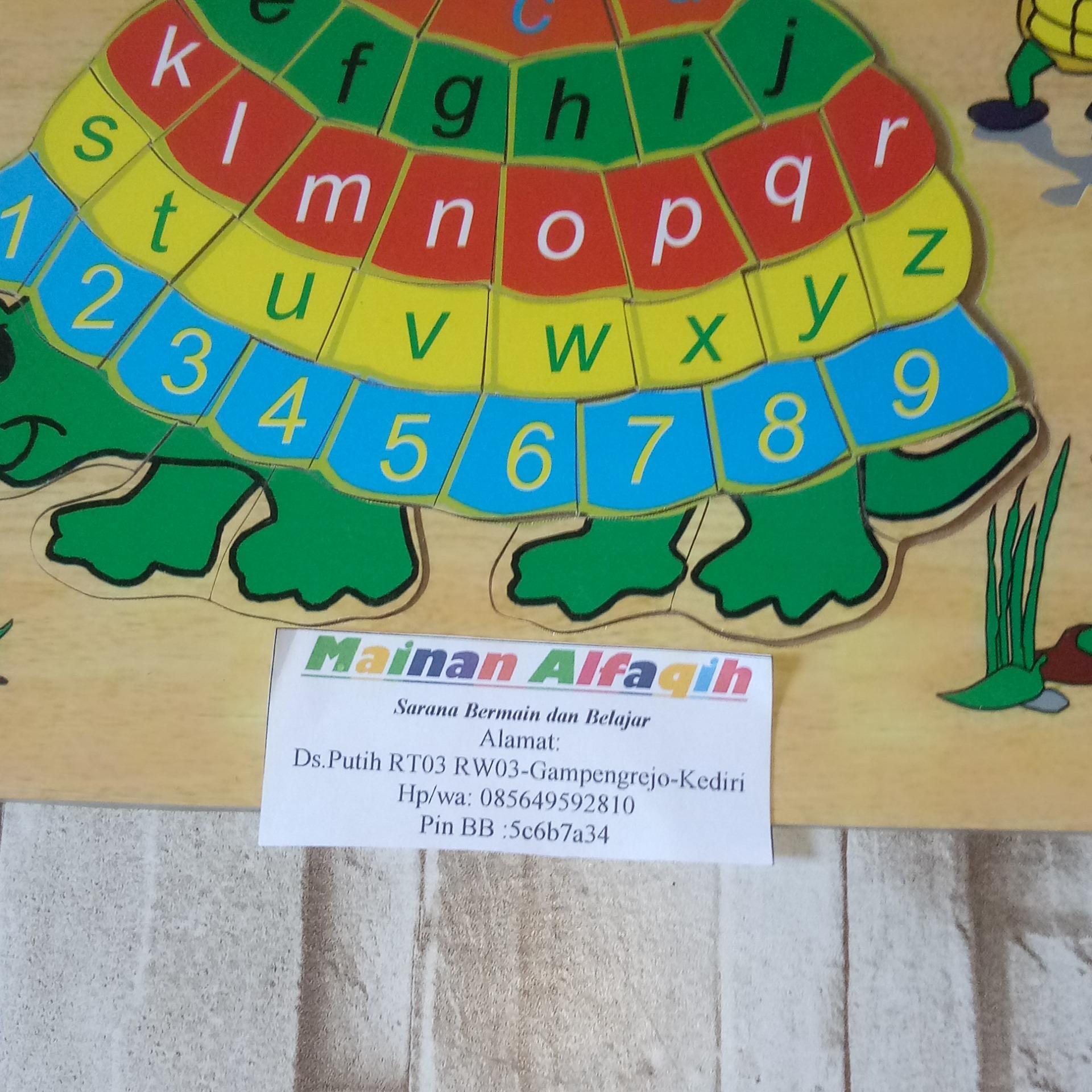 Mainan Edukatif Edukasi Puzzle Spon Huruf Dan Angka Update Daftar Evamat Spons Kecil 4x4cm Mainanalfaqih Anak Kura