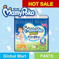 Mamypoko Extra Dry Pants XXL22 [PENGIRIMAN CEPAT]