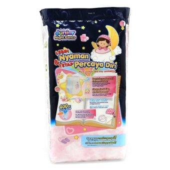 MamyPoko Popok Junior Night Pants - XXXL 24 - Girls