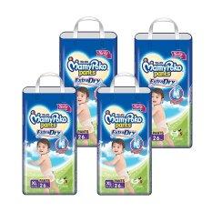 Mamypoko Popok Pants Extra Dry - XL 26 Karton isi 4