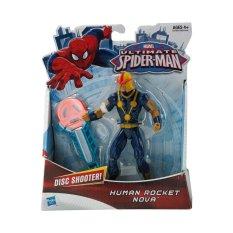 Marvel Ultimate Spider-Man Core Figure Human Rocket Nova