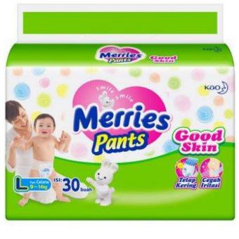 Harga Merries Good Skin L30