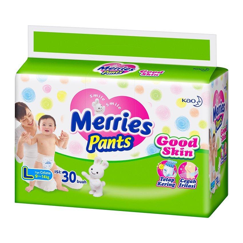 Merries Pants Good Skin L - Isi 30