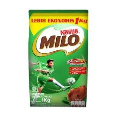 Milo Activ-GO Susu Pertumbuhan - 1kg