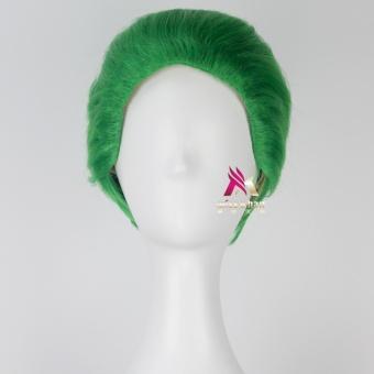 DISKON Miss U Hair skuad badut Man Halloween wig TERBAIK