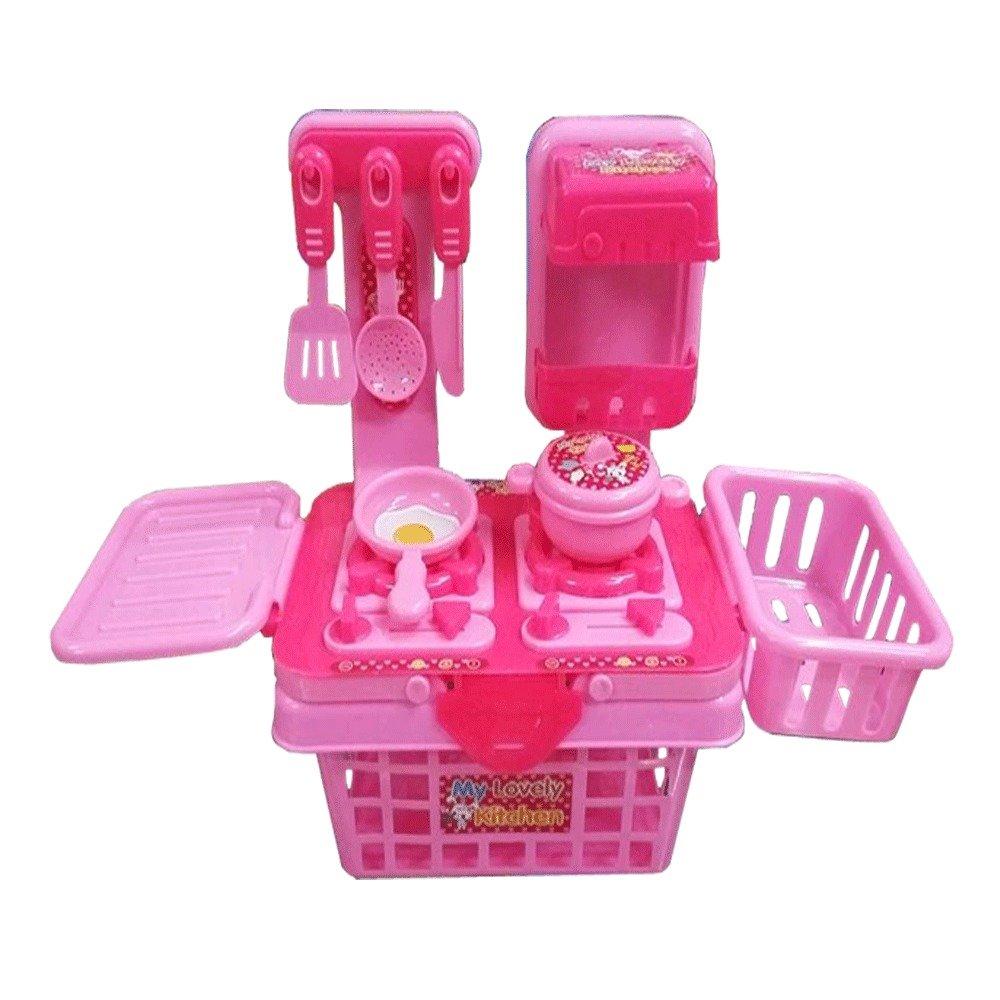 momo toys my lovely kitchen set 901k pink mainan masak masakan lazada indonesia