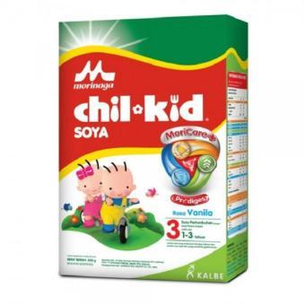 Morinaga Chil Kid Soya Moricare Tahap 3 Vanila Box 300gr