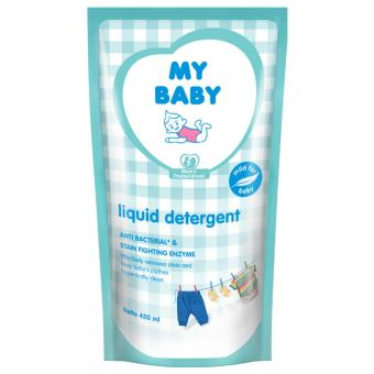 My Baby Liquid Detergen Refill [450 mL]