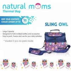 NATURAL MOMS Cooler Bag Sling